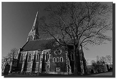 Old Building At Danemark