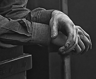 Resting Hands
