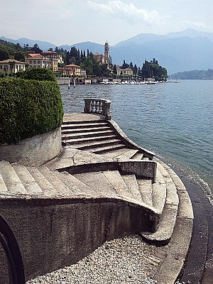 Balcony on the Lake...