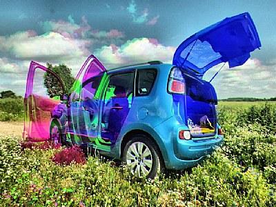 Arty Car