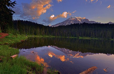 Relection Lake