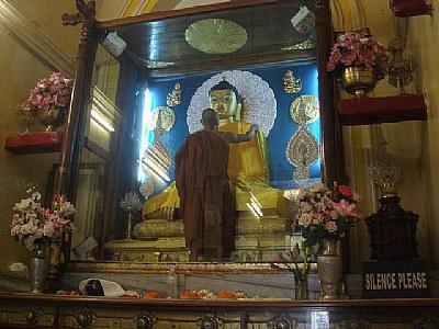 Dressing the Buddha