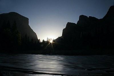Yosemite -calm