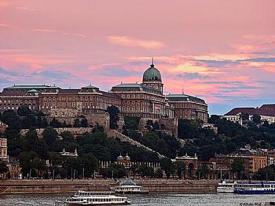 Royal Palace of Budapest