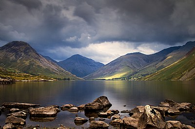 Colourful Wastwater