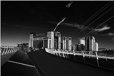 The Millennium Bridge, Newcastle