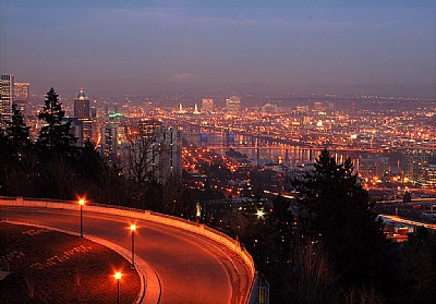 Portland Night North