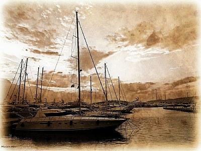 no sailing....