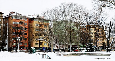 Sofia's buildings