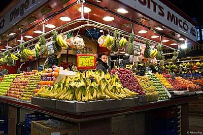Fruta y color - Fruits and color