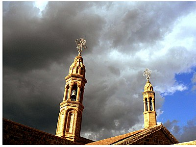 Dar El Zeferan Monastery