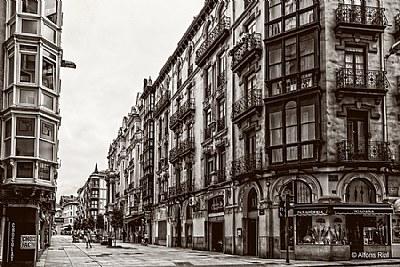 Calle Rubio - Rubio Street