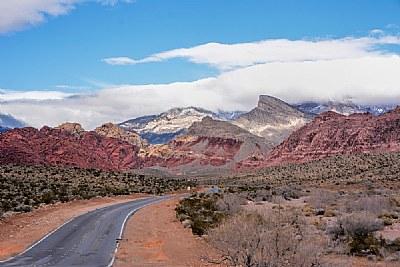 Road trip Calico Basin