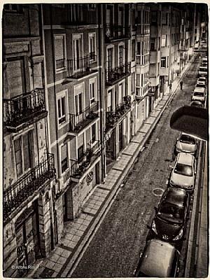 Calle Madrid II - Madrid Street II