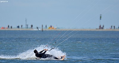 Kitesurfin'