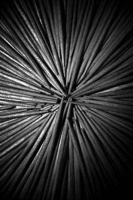 toothpick starburst