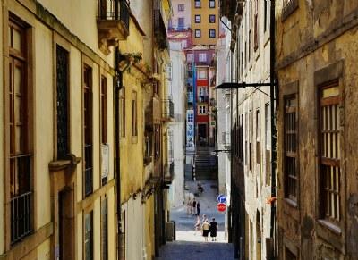 Street of Porto