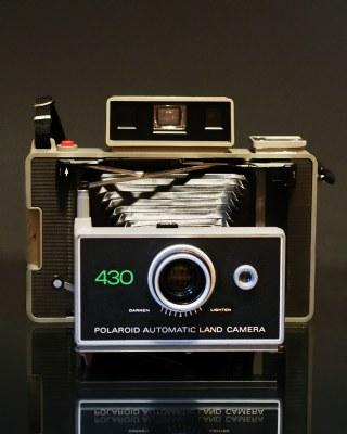 70's classic land camera