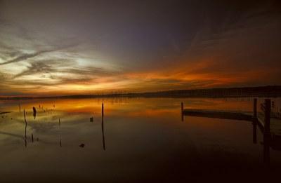 Dockside Sunrise