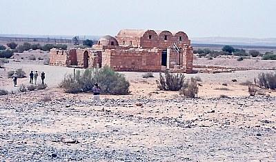 People & Desert