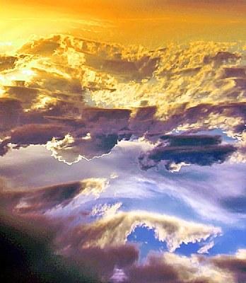 Clouds & Colour