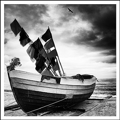 **Old Boat  IV**
