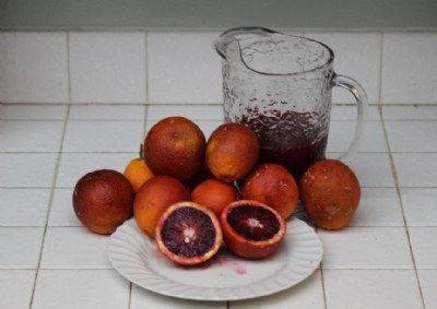"""Blood Red Oranges"""