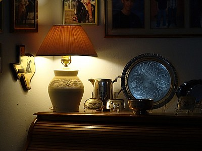 Family Room Still Life