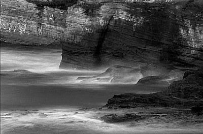 Boiler Bay Cliffs