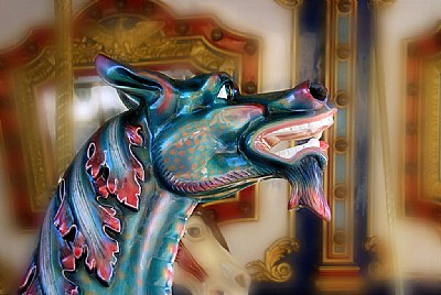 Carousel Dragon