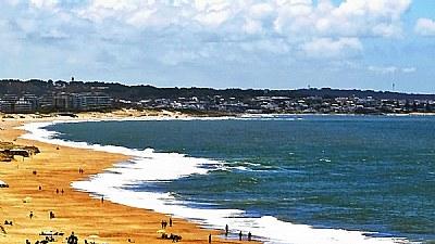Beach & Horizon