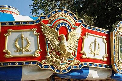 Carousel Eagle