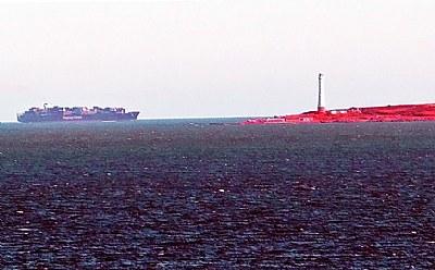 Island & Ship