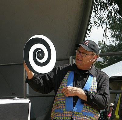 Mr Amazement Wheel