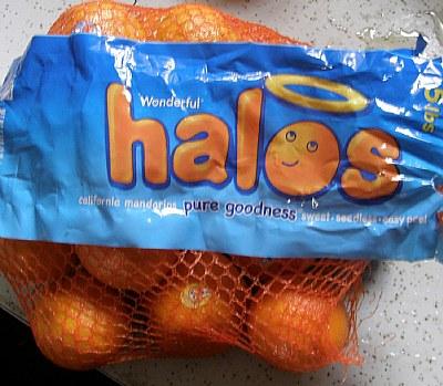 Halo Oranges