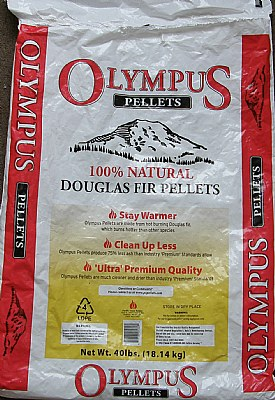 Olympus Pellets