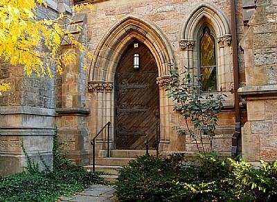 Gothic Entry