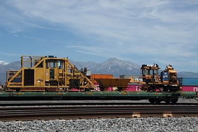 """Railroad Maintenance Cars"""