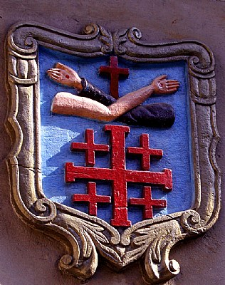 Symbol of Saint FrancisHsitorical