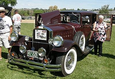Pierce Arrow 1929