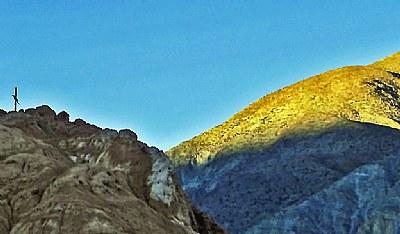 Sunset & Mountain