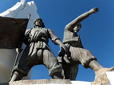 Turgutreis Monument