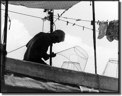 Fisherman Aberdeen, Hong Kong
