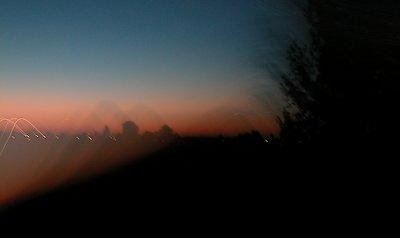Dawn awaiting