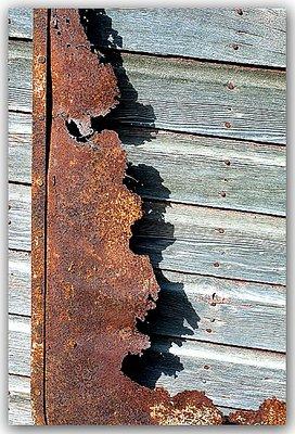 Rust Shoreline