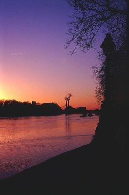 Sunset Over Chelsea
